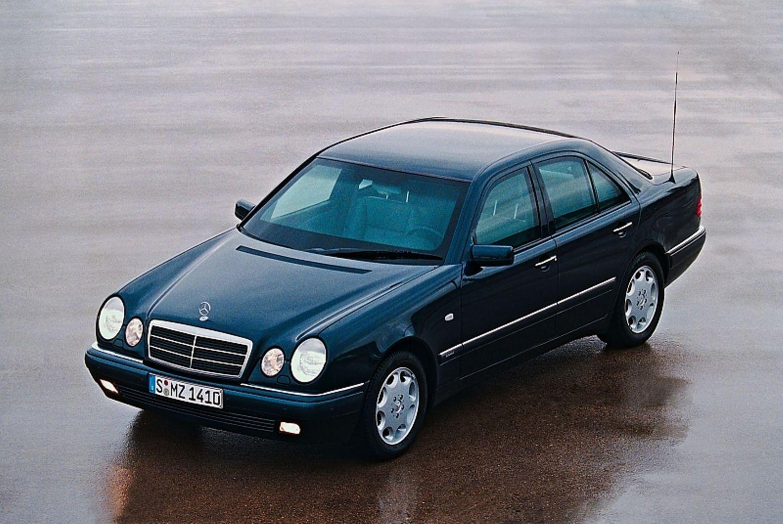 Mercedes E-Klasse der Baureihe W 210