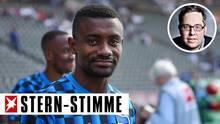 Hertha-BSC-Profi Salomon Kalou