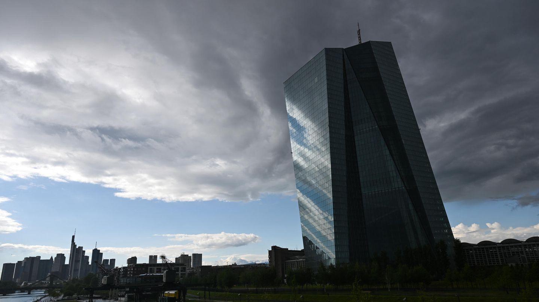 Dunkle Wolken über der EZB
