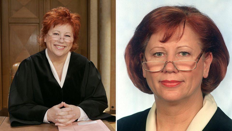 TV-Richterin Barbara Salesch