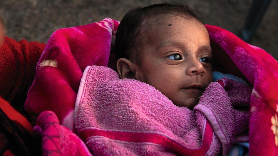 Eine Tochter Indiens