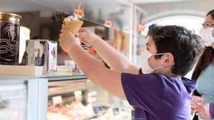 Corona-Krise: 5 Regeln beim Eis essen