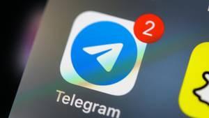 Beliebt bei Anhängern von Verschwörungstheorien und kostenloser Filme: der Messenger Telegram.