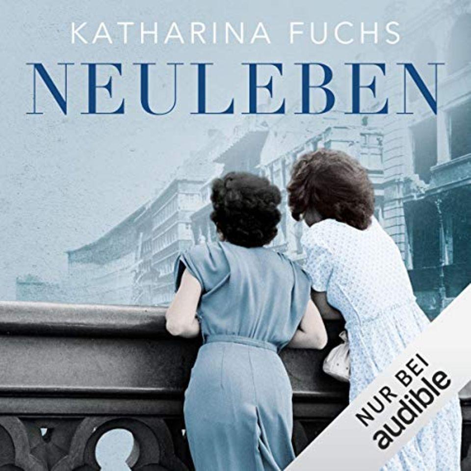 Katharina Fuchs: Neunleben. Hörbuch, 16 Stunden gelesen von Tana Fornado.