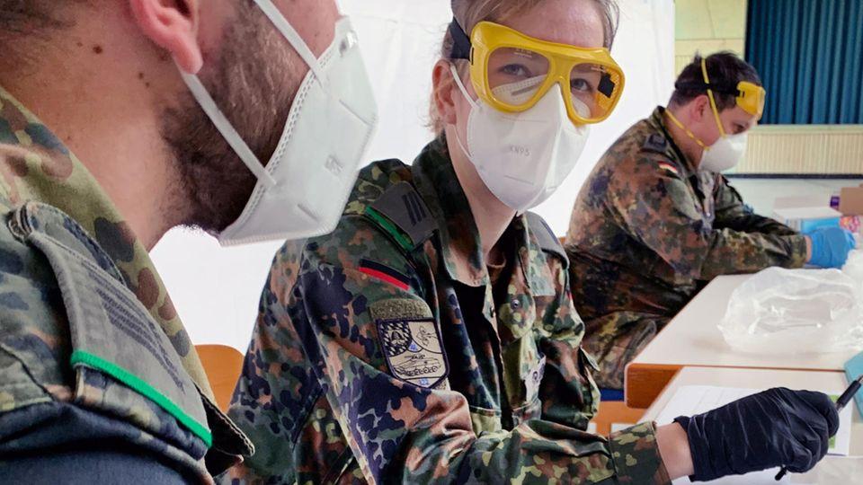 Auslandseinsätze: Es geht noch härter: So funktioniert Corona-Quarantäne in der Bundeswehr