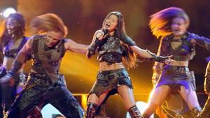 Ruslana beim Eurovision Song Contest