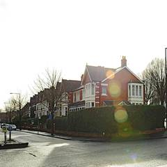 General views of Ninian Road, Routh, Cardiff (left), where Aamir Siddiqi was murdered on his doorstep and Shirley Road where the real target lived. Two bungling hitmen, Ben Hope and Jason Richards, have been found guilty after they stabbed the innocent ...