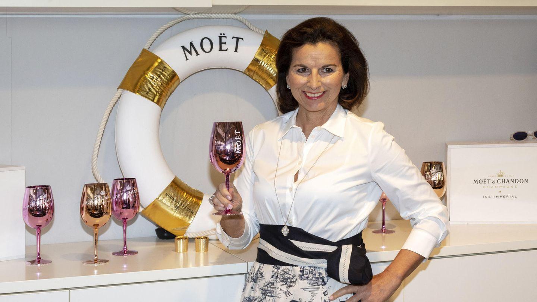 Die Hamburger Unternehmerin Claudia Obert