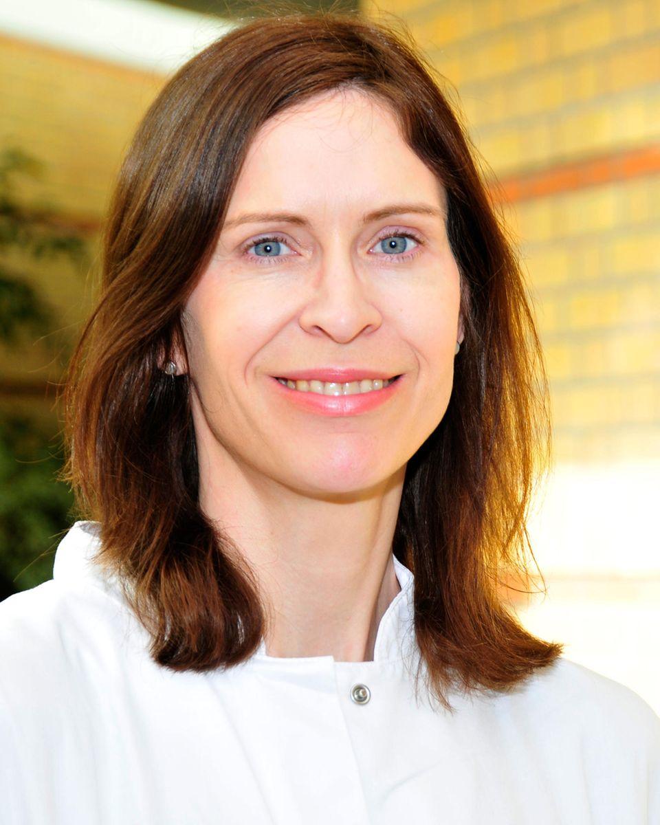 Prof. Dr. Agnes Flöel Alzheimer- und Demenz-Forschung