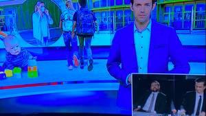 Joko und Klaas als Fernsehklauer: Sie zeigten auf ProSieben das RTL-Programm.