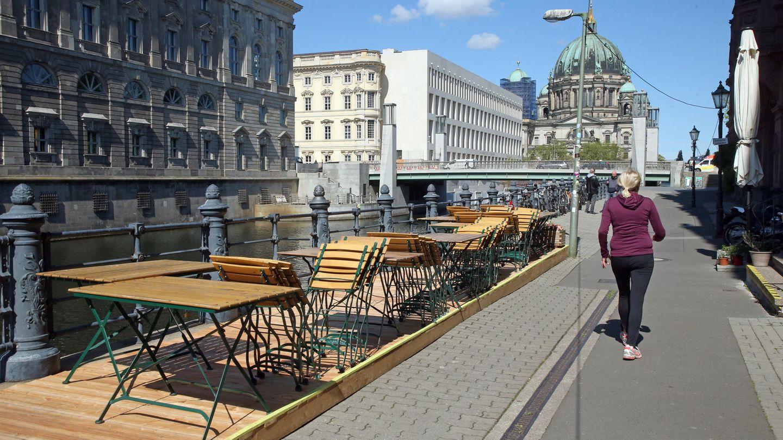 Ab dem 15. Mai kann man auch in Berlin wieder in ein Restaurant oder eine Kneipe gehen