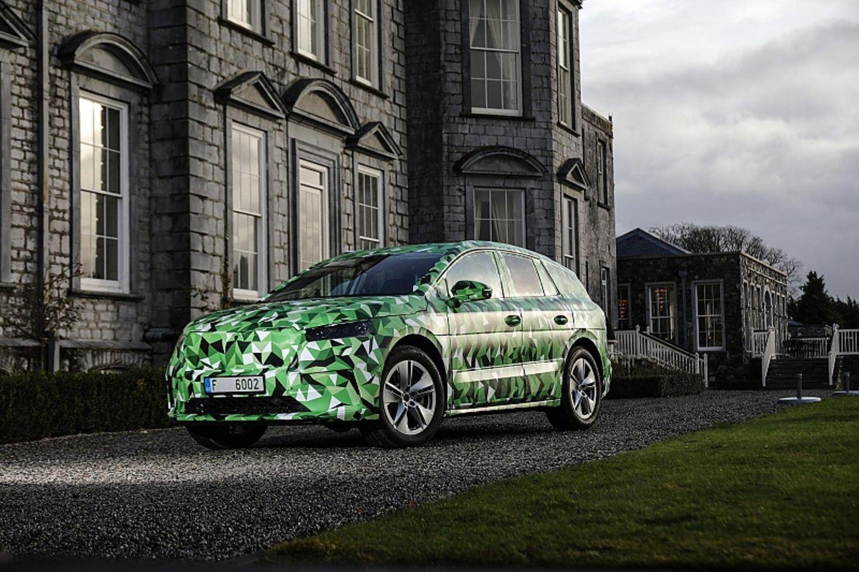 Der Škoda Enyaq soll einen Basispreis von 30.000 Euro haben