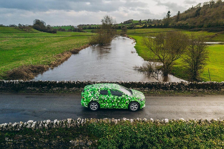 Der Škoda Enyaq soll bis zu 500 Kilometer Reichweite haben