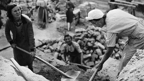75 Jahre Kriegsende: Die Stunde Null - wie auf den Ruinen des Dritten Reichs zwei Staaten entstehen
