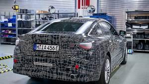 Tarnwerkstatt BMW i4