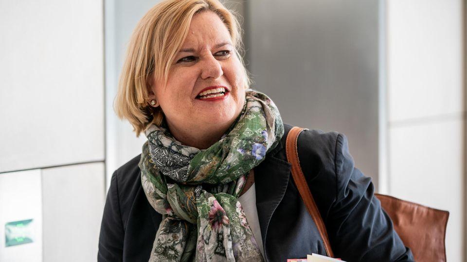 Die neue Wehrbeauftragte Eva Högl