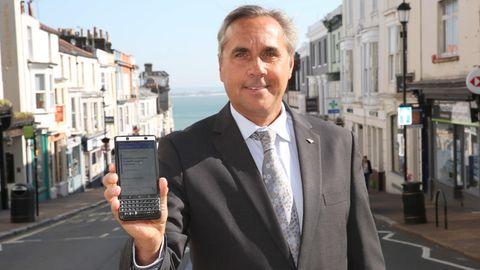 Auf der Isle of Wight: Großbritannien testet die Corona-App – Datenschützer sind entsetzt