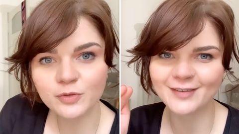 SophiePassmannplatzt auf Instagram der Kragen.