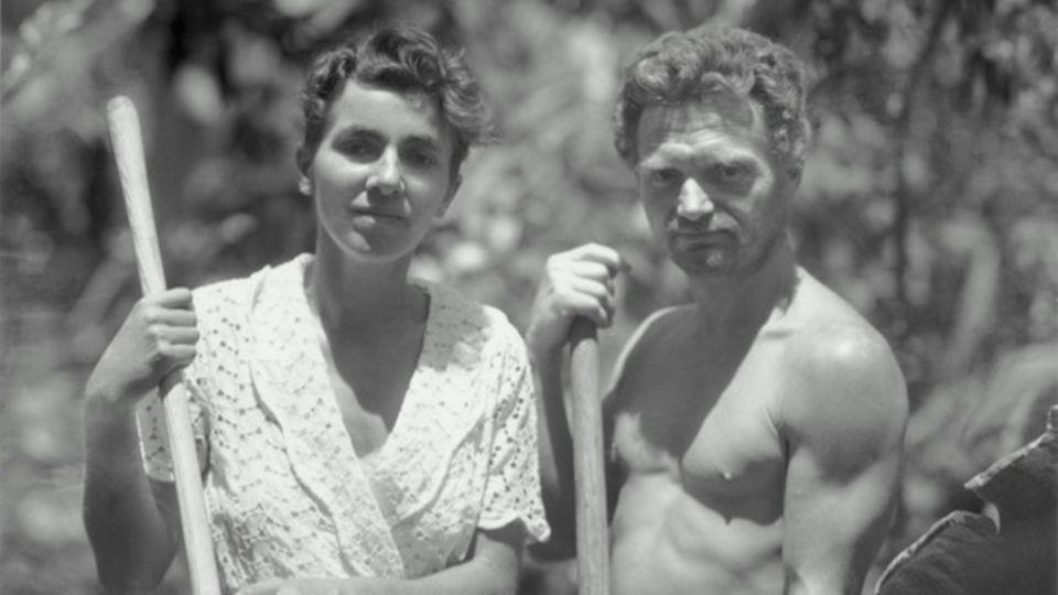 Dore Strauch und Friedrich Ritter