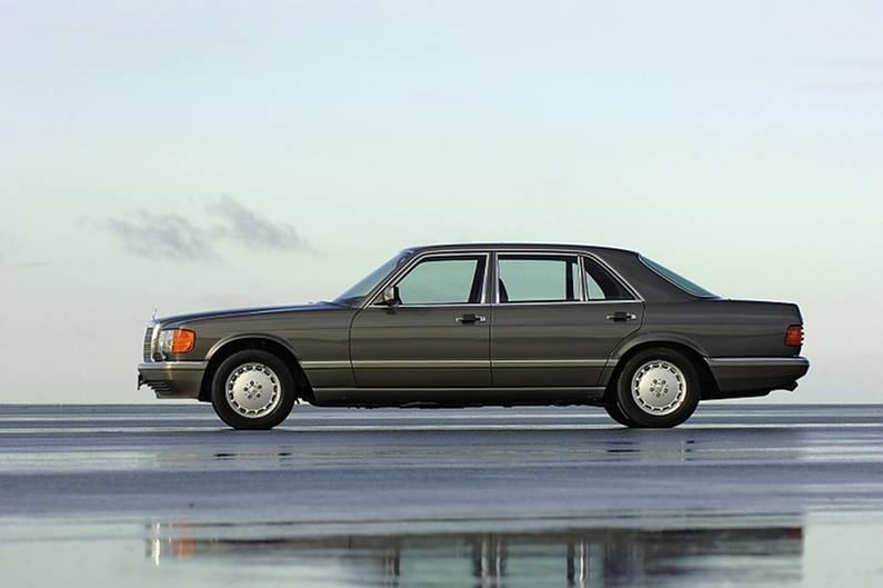 Mercedes 560 SEL Baureihe W 126