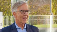 Der Linken-Fraktionsvorsitzende Dietmar Bartsch fordert einen Fahrplan für Schul- und Kitaöffnungen.