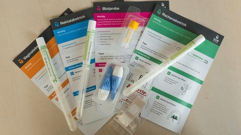 Viele sexuell übertragbare Krankheiten können mit Tests zuhause kontrolliert werden
