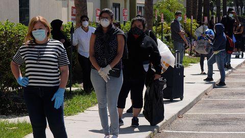 Kein Job, keine Hilfe: Im Alptraumland – das Schicksal von Immigranten in den Corona-gebeutelten USA