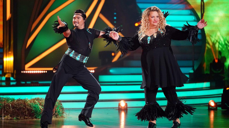 """Let's dance"" in der TV-Kritik"
