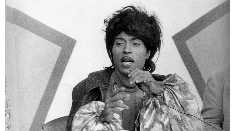 Der Rockmusiker Little Richard (Archivbild)