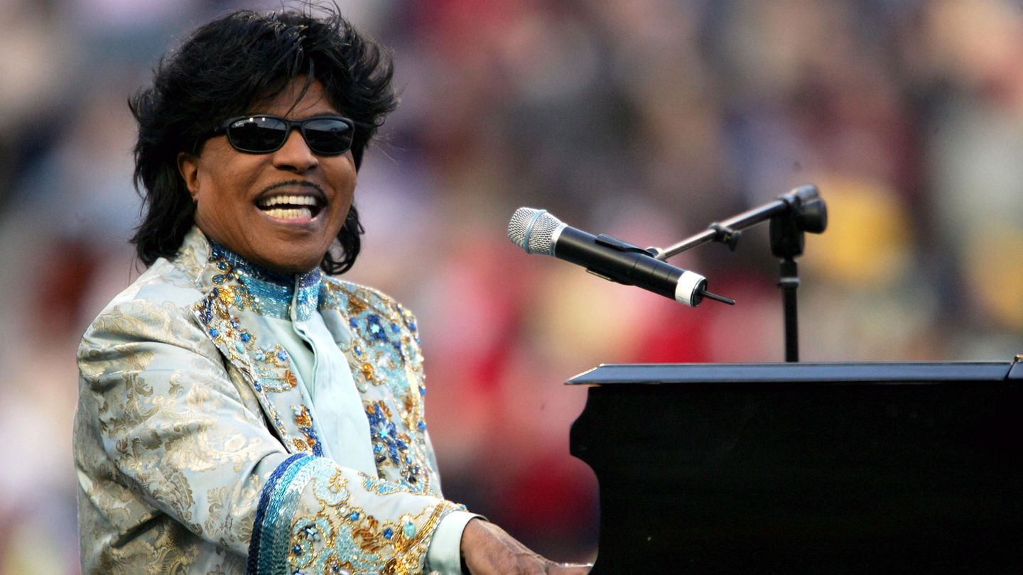 tote promis 2010 - little richard
