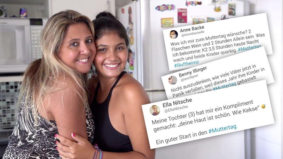 Muttertag –die besten Tweets zum Muttertag