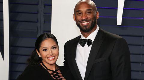 Vanessa und Kobe Bryant auf einer Oscar-Aftershowparty im Februar 2019