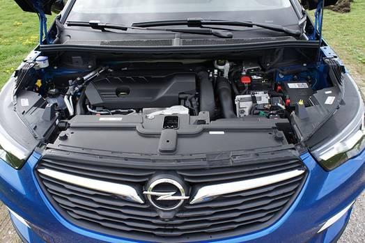 Der 1.6 Liter Turbomotor leistet 147 kW / 200 PS