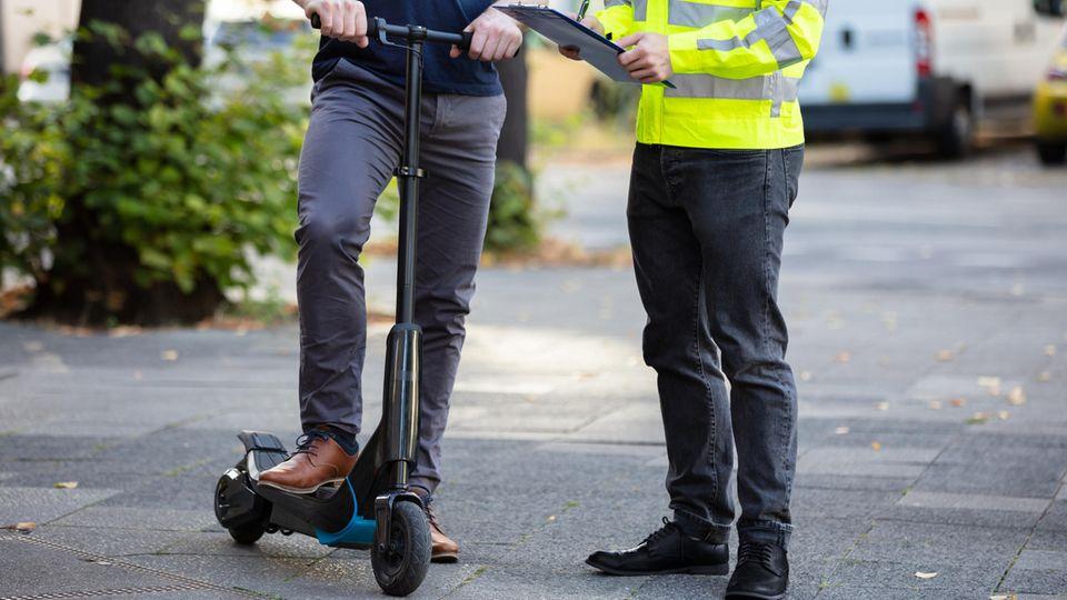 Braucht man für E-Scooter einen Führerschein?
