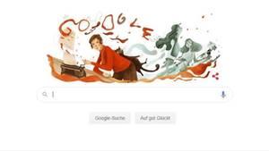 Google Doodle von Tomris Uyar