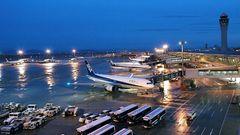 Platz 8: Nagoya (NGO), Japan  Auch auf einer künstlichen Insel liegt der Flughafen von Nagoya. Im Vorjahr wurde der auch Centair genannte Flughafen noch auf Rang 5 gelistet.