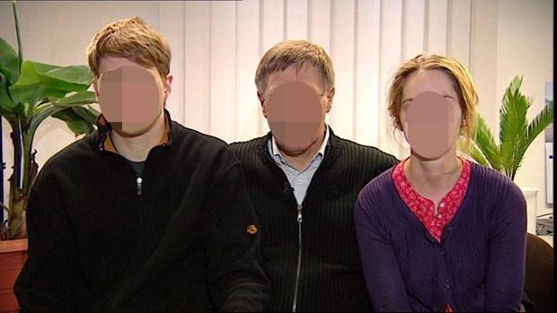 Der Ehemann und die Kinder von Maria Bögerl