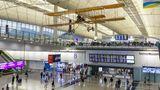 """Platz 6: Hongkong (HKG), China  Der Heimatflughafen von Cathay Pacific landet jedes Jahr unter den Top Ten und wurde auch wieder in der Kategorie """"World's Best Airport Immigration Service"""" ausgezeichnet."""
