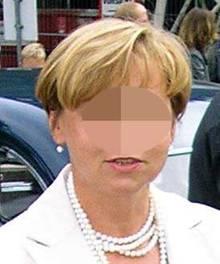 Mit diesem Bild fahndete die Polizei nach Maria Bögerl