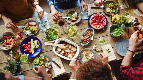 Richtige Ernährung: Genuss statt Frust: 15 Experten erklären, wie Sie sich einfach gesund und schlank essen