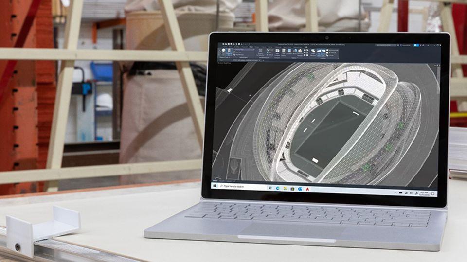 Das neue Surface Book 3 hat eine nicht schließbare Kamera