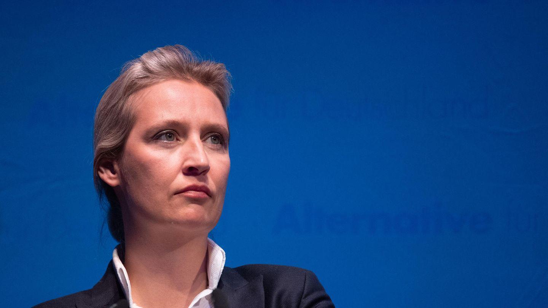 Alice Weidel, AfD-Fraktionsvorsitzende im Bundestag
