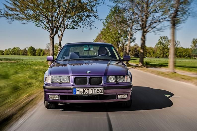 Der Grundpreis für das BMW E36 325i Coupé betrug 1994 genau 54.000 D-Mark