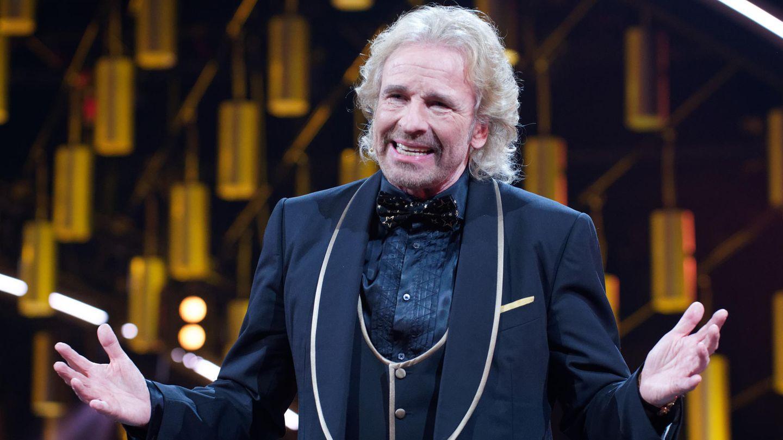 Thomas Gottschalk auf der Bühne