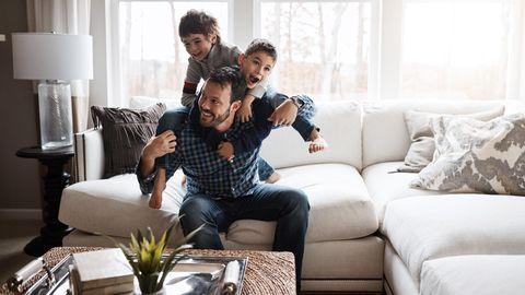 Spiele gegen Langeweile: Im Familien-Alltag eine willkommene Abwechslung