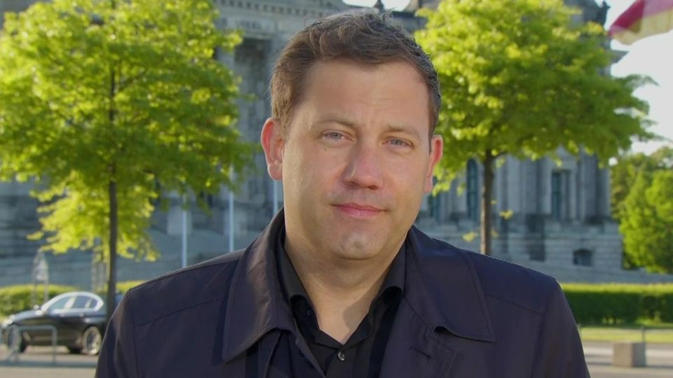 SPD-Generalsekretär Lars Klingbeil über Corona-Demos
