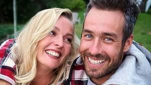 Miriam Höller mit Ex-Freund Nate