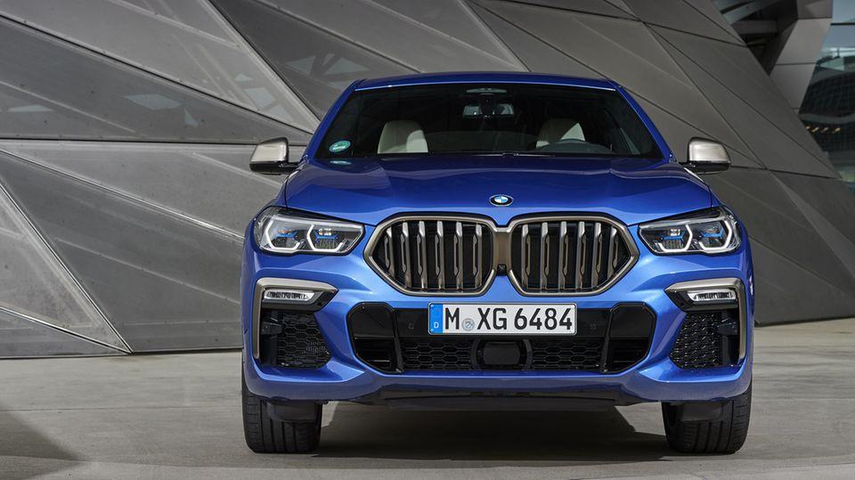 Automobildesign: Warum sehen Autos von vorne immer böser und aggressiver aus?