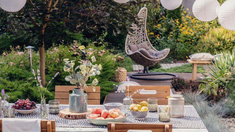 Sie suchen nach neuer Inspiration für Ihren Garten? Diese fünf Ideen sind simpel, aber wirkungsvoll