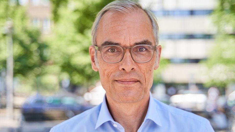 Jorunalist Frank Schmiechen